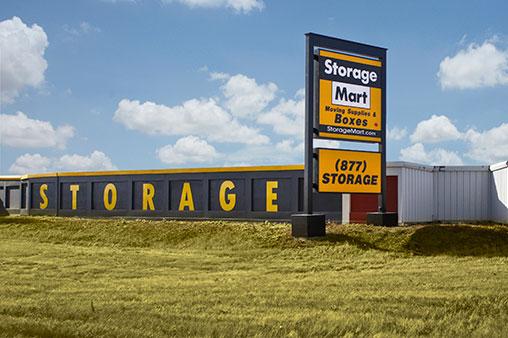 Calgary self storage