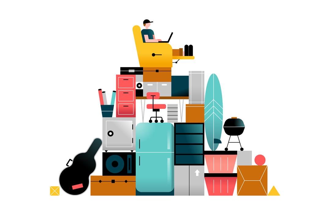 StorageMart Curious About Self Storage Form