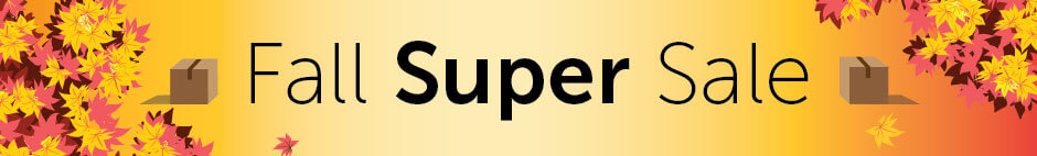 StorageMart Discounts: Fall Super Sale