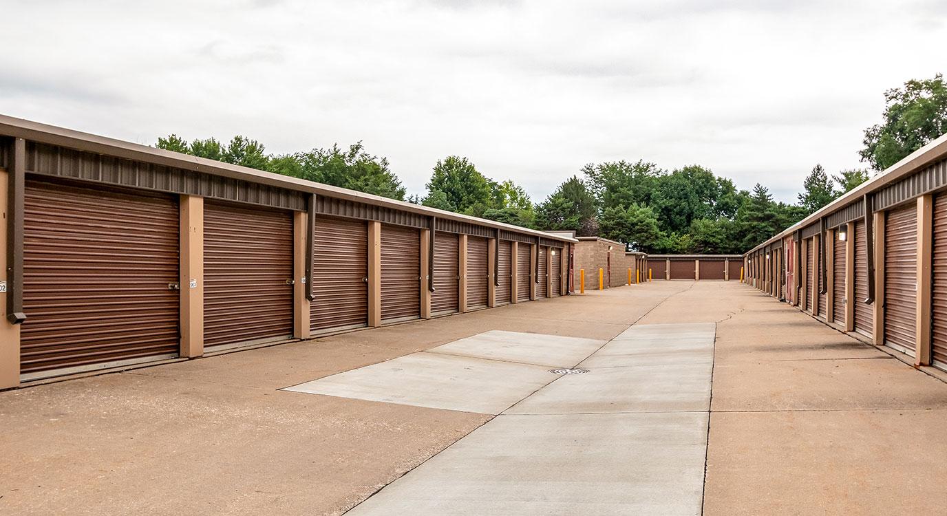 StorageMart - Almacenamiento Cerca De Blair High Rd & Sorensen Pkwy En Omaha,Nebraska