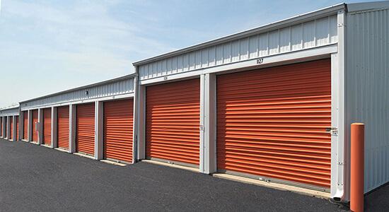 StorageMart Drive Up Units- Self Storage Units Near Hwy 50 & Milton Thompson Road In Lee's Summit, MO