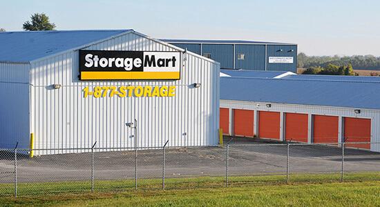 StorageMart - Self Storage Units Near Hwy 50 & Milton Thompson Road In Lee's Summit, MO