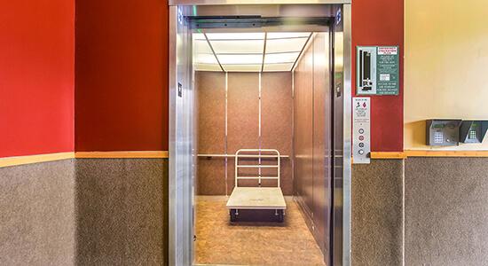 StorageMart Elevator Access Storage On Baker Road In Virginia Beach, VA