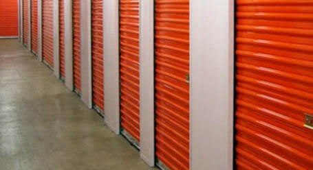 StorageMart en E 8th St en Kansas City Control climático