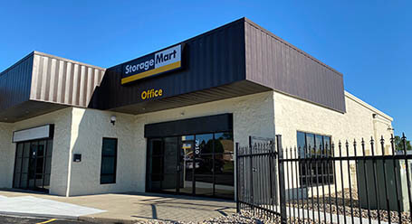 StorageMart en Harrison St en Ralston Almacenamiento