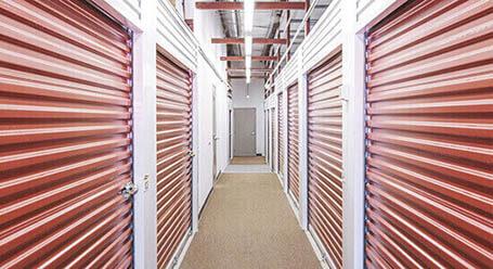 StorageMart en Harrison St en Ralston Control climático