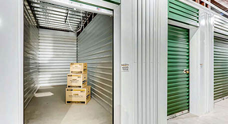 StorageMart en Highway 6 en Edwards almacenamiento con calefacción