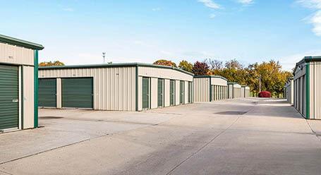 StorageMart en Holmes Road en Kansas City unidades de almacenamiento