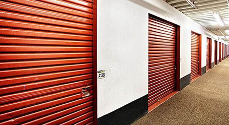 StorageMart en Monterey Street en Morgan Hill Control climático