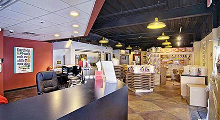 StorageMart en River Road en Union City instalación de almacenamiento