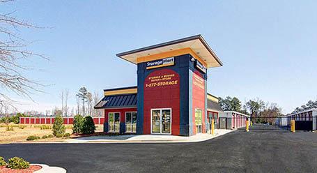 StorageMart en Scenic Highway en Lawrenceville  instalación de almacenamiento