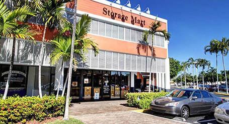 StorageMart en South Federal Highway en Pompano Beach Almacenamiento