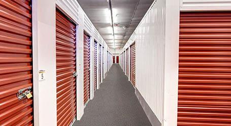 StorageMart en South Federal Highway en Pompano Beach Control climático