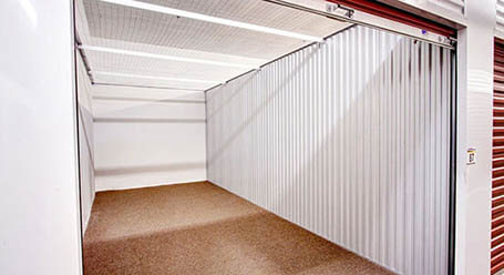 StorageMart en South Federal Highway en Pompano Beach unidades de almacenamiento