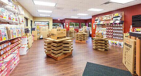 StorageMart en Southwest 63rd Street en Des Moines instalación de almacenamiento