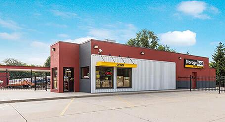 StorageMart en Southwest 63rd Street en Des Moines Unidades de almacenamiento