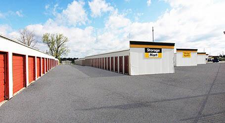 StorageMart en St. Marys Boulevard en Jefferson City  unidades de almacenamiento
