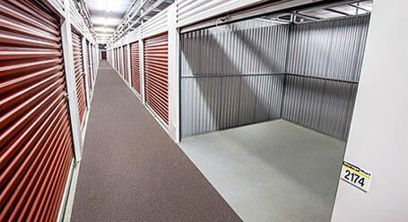 StorageMart en west 159th St en Orland Park Control climático