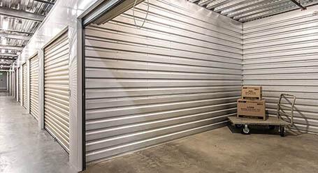 StorageMart en Westgate Drive en Watsonville Control climático