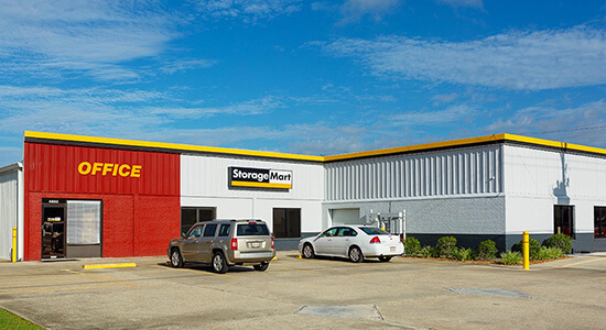 StorageMart - Self Storage Units Near Ihles Rd In Lake Charles, LA