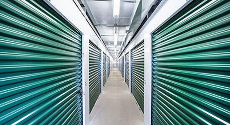 StorageMart on 15 St East in Okotoks Interior Heated Units