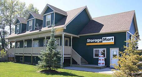 StorageMart on 15 St East in Okotoks Self Storage