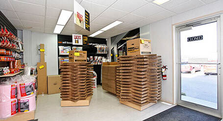 StorageMart on 40 St SE in Calgary nearby self storage units