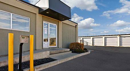 StorageMart on 40 St SE in Calgary self storage