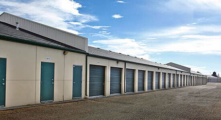 StorageMart on 52nd Street Southeast in Calgary Drive Up Units