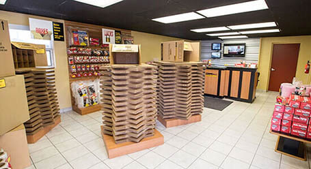 StorageMart on 52nd Street Southeast in Calgary Self Storage facility