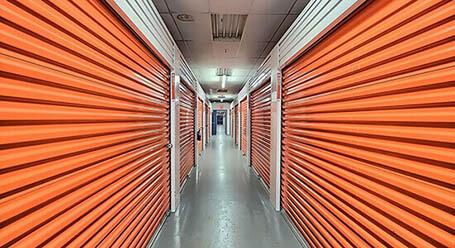 StorageMart on Bell Farm Rd in Barrie Interior Storage Unit