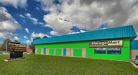 StorageMart on Bell Farm Rd in Barrie Self Storage