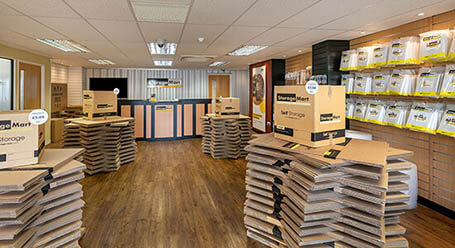 StorageMart on Chapel Road in Brighton office