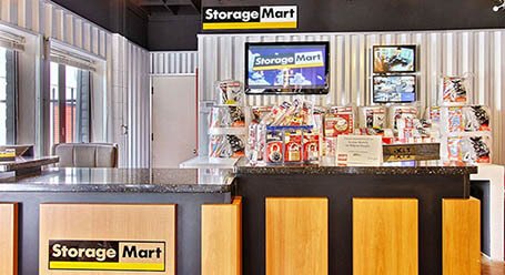 StorageMart on Clayton Road in Concord Self Storage Facility