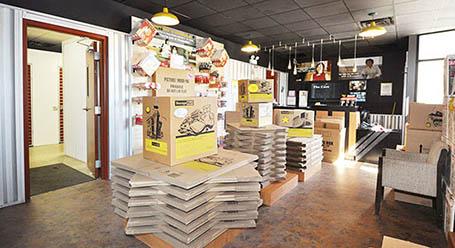 StorageMart on Cottage Grove in Chicago Self Storage Facility