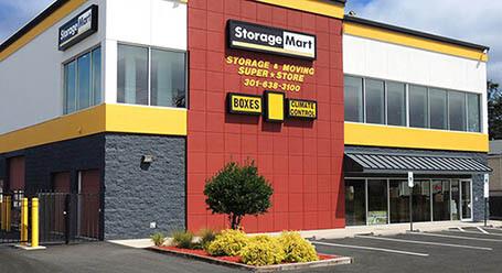 StorageMart on Crane Highway in Waldorf Self Storage Facility