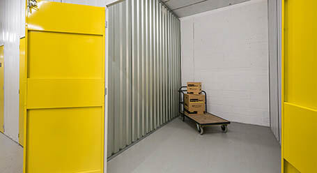 StorageMart on Durban Road in Bognor Regis indoor storage units