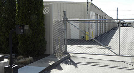 StorageMart on E State St in Eagle,Idaho Gated Access