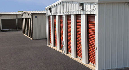 StorageMart on East US Highway 40 in Independence Drive-Up Units
