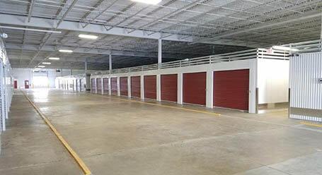 StorageMart on Excelsior Boulevard in Hopkins Loading Bay