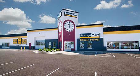 StorageMart on Excelsior Boulevard in Hopkins Self Storage