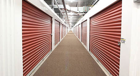 StorageMart on Flanagan Way in Secaucus Climate Control Units