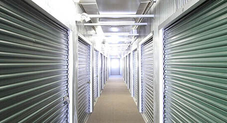 StorageMart on Frontage Road in Merriam Climate Control Units