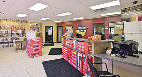 StorageMart on Golden Mile in Toronto Self Storage Facility