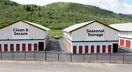 StorageMart on Highway 6 in Eagle Vail Self storage