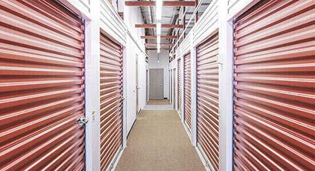StorageMart on I St in Omaha Interior Units