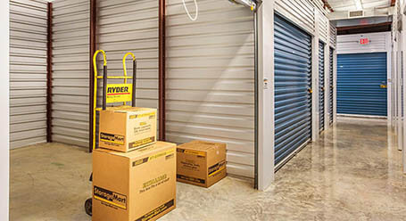 StorageMart on Ihles Road in Lake Charles Climate Control Units