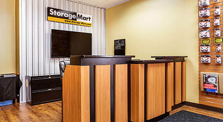StorageMart on Ihles Road in Lake Charles Self Storage Facility