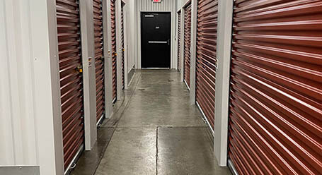 StorageMart on Industrial Rd in Omaha Climate Control Units