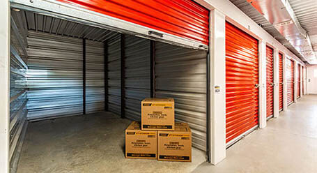 StorageMart on Jefferson Davis Hwy in Fredericksburg Climate Control Units